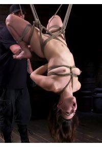 Pain Slut Juliette March In Predicament Bondage And Suffering